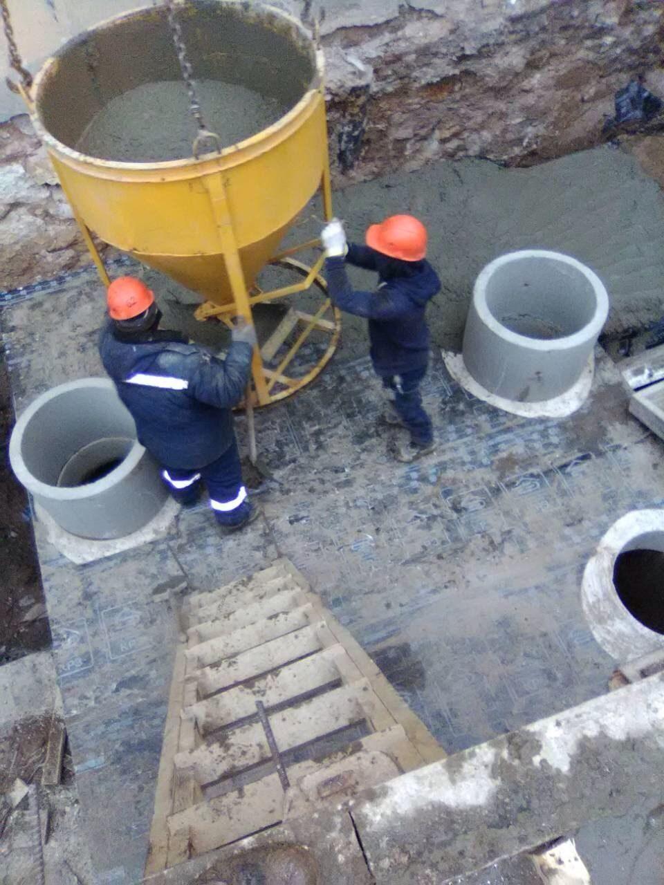 Работа бетон в москве цементного раствора состава 1 2